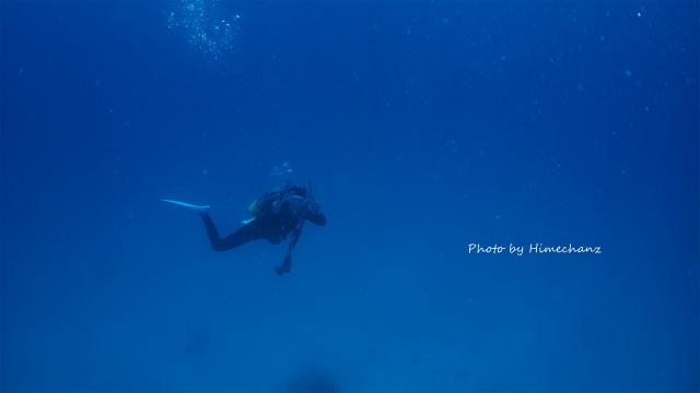 これまた久しぶりの石垣島でテンションアゲアゲのカッパさんw