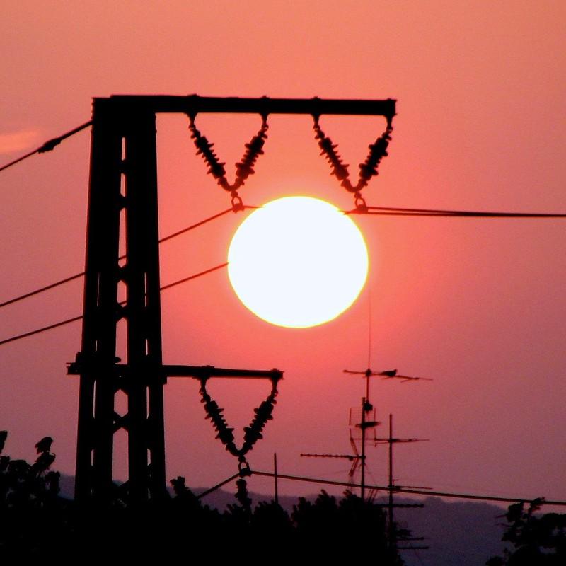 Railway Sun