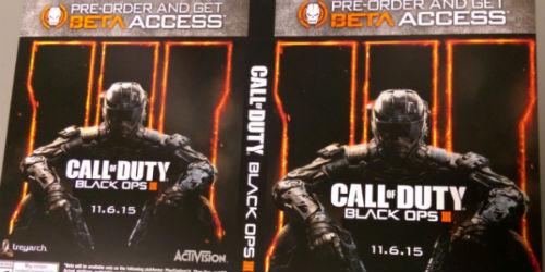 CoD: Black Ops 3 out November!