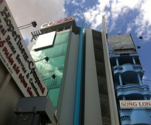 Cao Ốc Văn Phòng Compa Building