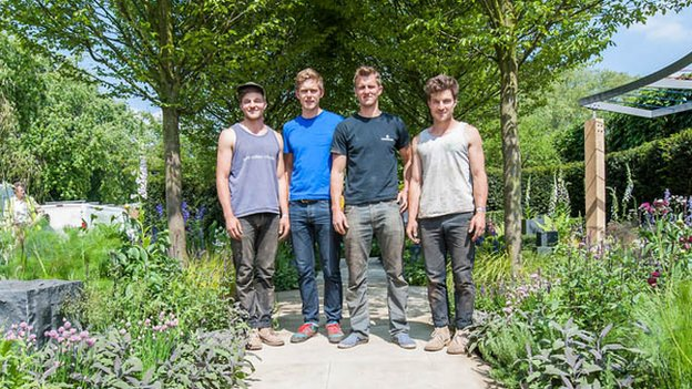 Millennials, particularly young men, represent the latest gardeners