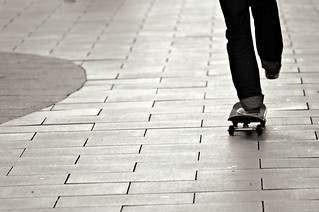 Skate in the city