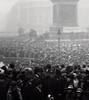 1923. Armistice Day, Trafalgar Square, Westminster, London, SW1. UK. by sgterniebilko