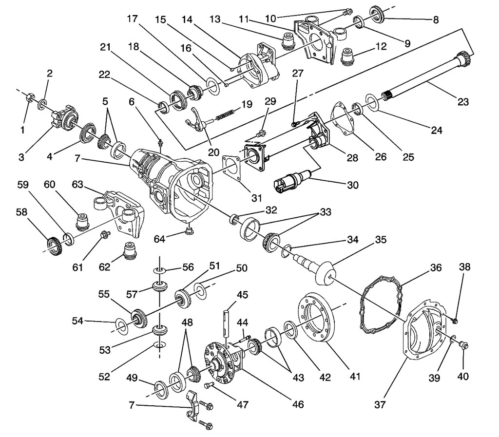 145338 Front Inner Cv Joint Wont Release on 2007 Trailblazer Wiring Diagram