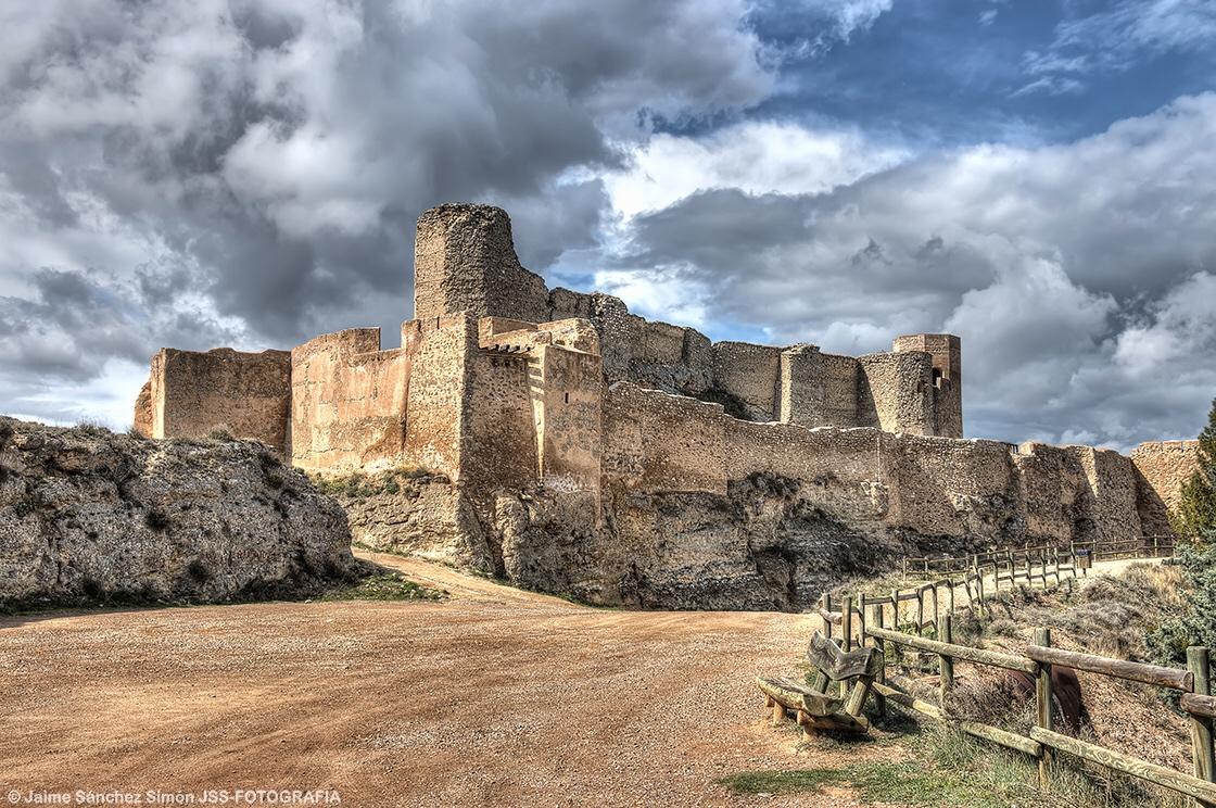 Elevation of paraje marivella 67 calatayud zaragoza - Hotel castillo de ayud calatayud ...