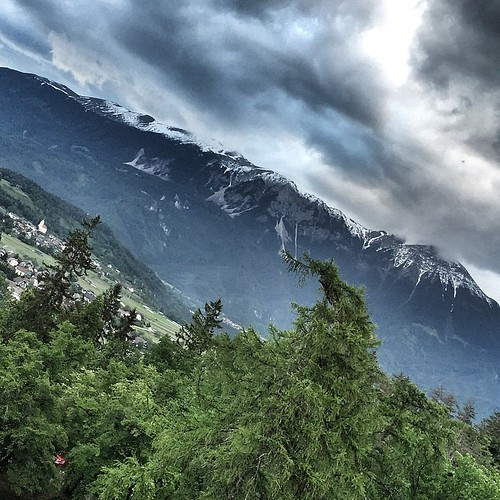 #bled, natural sights | #slovenia | Julian Alps | #nature #world #travel #colours #picoftheday #snapseed