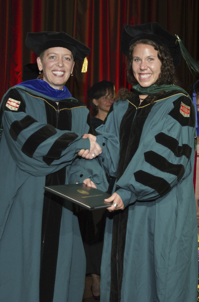 Physical Therapy: Diploma & Hooding Ceremony