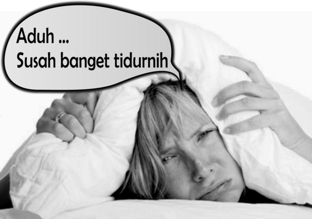 Obat Susah Tidur Lelap ALAMI