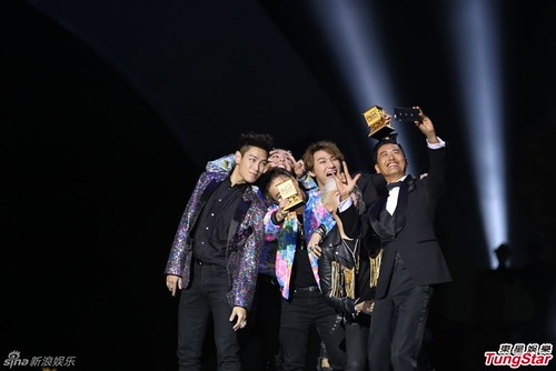 Big Bang - MAMA 2015 - 02dec2015 - TungStar - 03