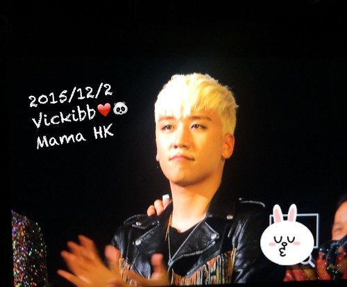 Big Bang - MAMA 2015 - 02dec2015 - vickibblee - 04