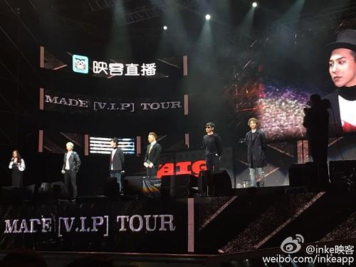 Big Bang - Made V.I.P Tour - Changsha - 26mar2016 - inkeapp - 02
