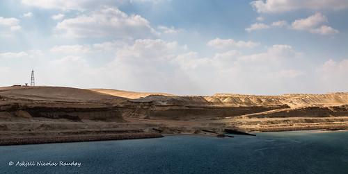 egypt maritime suez suezcanal canal transit askjell