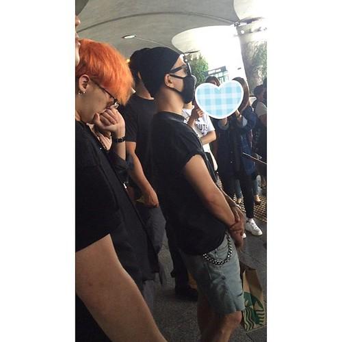 BIGBANG Arrival Seoul ICN 2015-07-13 by PENGYONGSHI 005