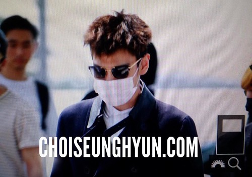 Big Bang - Incheon Airport - 29may2015 - TOP - Choidot - 03