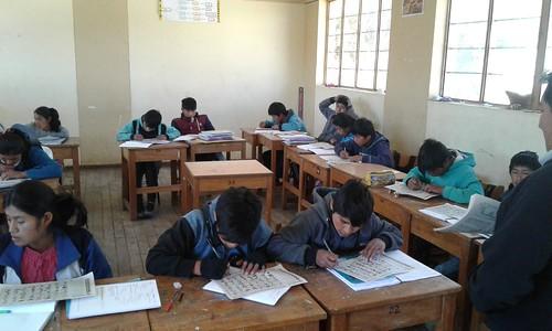 Quihuares Academy