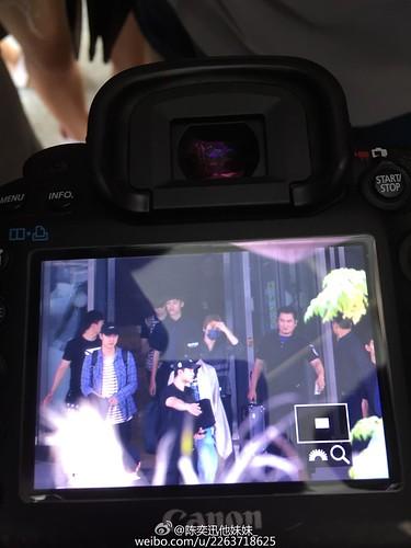 BIGBANG Arrival Nanning (35)