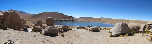 Le Sud Lipez: la Laguna Negra et ses drôles de rochers