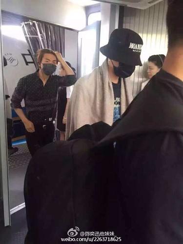 BIGBANG Arrival Nanning (28)