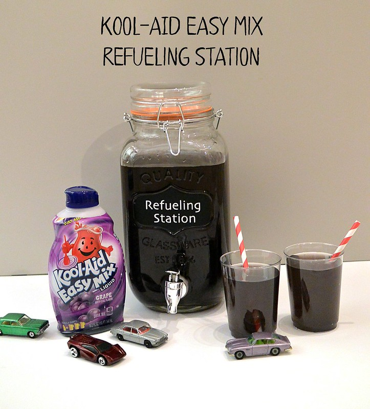 Kool-Aid Easy Mix Refueling Station