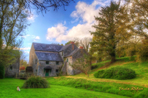 The Old Mill at Kells.
