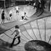 City Museum concrete bowls by Wilcox,Kyle
