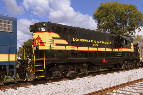 L&N #405 Locomotive - Watertown, TN