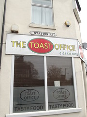 The Toast Office - Station Road, Kings Norton