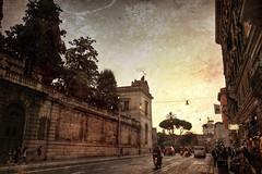 Running Roughshod in Rome