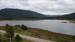 Rzeka Lapataia - Tiera del Fuego National Park