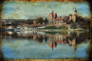 Das Schloss Seeburg
