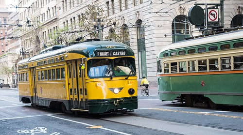 Two Streetcars