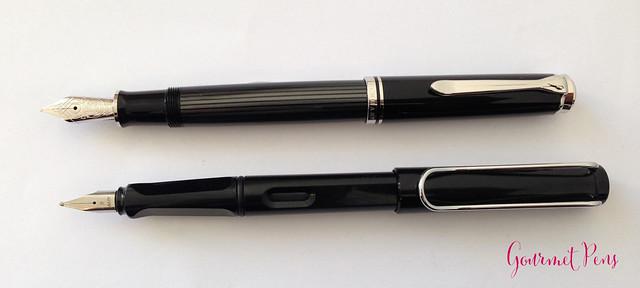 Review Pelikan Souverän M805 Stresemann Fountain Pen @AppelboomLaren (5)
