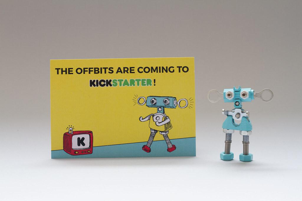 The Offbits צילום: דוד חברוני
