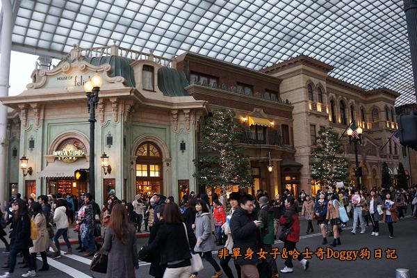 日本大阪環球影城哈利波特進擊的巨人43