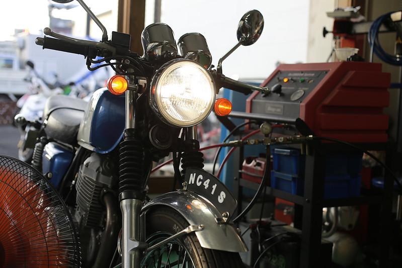 CB400SS
