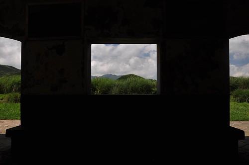 擎天崗牧場解說中心