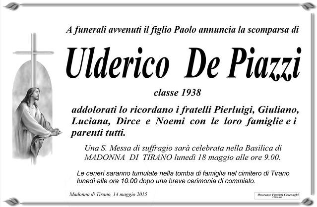 De Piazzi Ulderico