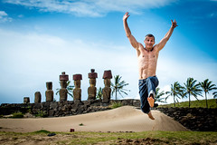 Day 5, Rapa Nui (Easter Island), Chile, fall 2015.
