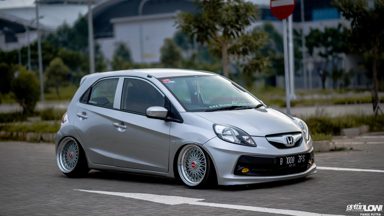 Fajri Alfiandi: 2014 Honda Brio