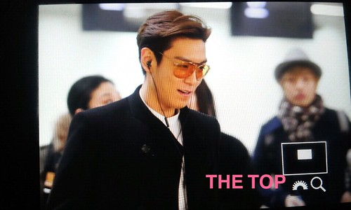 TOP - Gimpo Airport - 27feb2015 - The TOP - 01
