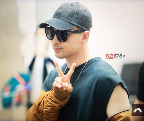 Big Bang - Incheon Airport - 24jun2016 - YB 518 - 04