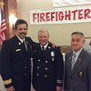 LAFD 'Firefighter of the Year' Captain Jack Fry by LAFD