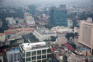 Saigon - View from Bitexco Tower