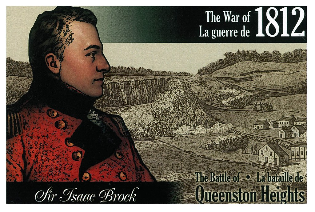 War of 1812 - Brock