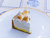 蛋白霜檸檬生起士蛋糕
