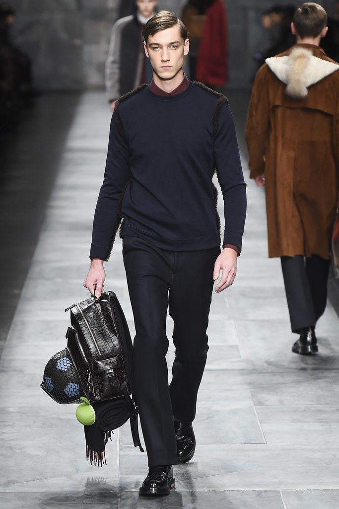 FW15 Milan Fendi027_Harvey James(VOGUE)