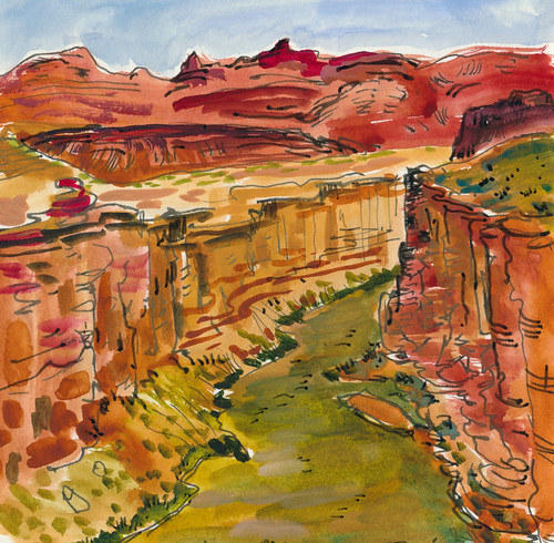 March 2015: Canyon Trip - Colorado River