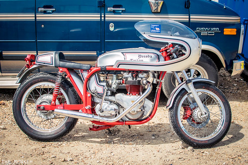 Victory Wheelers - Hayling Reunion - 2015 - Hayling Island - Dresda Triton
