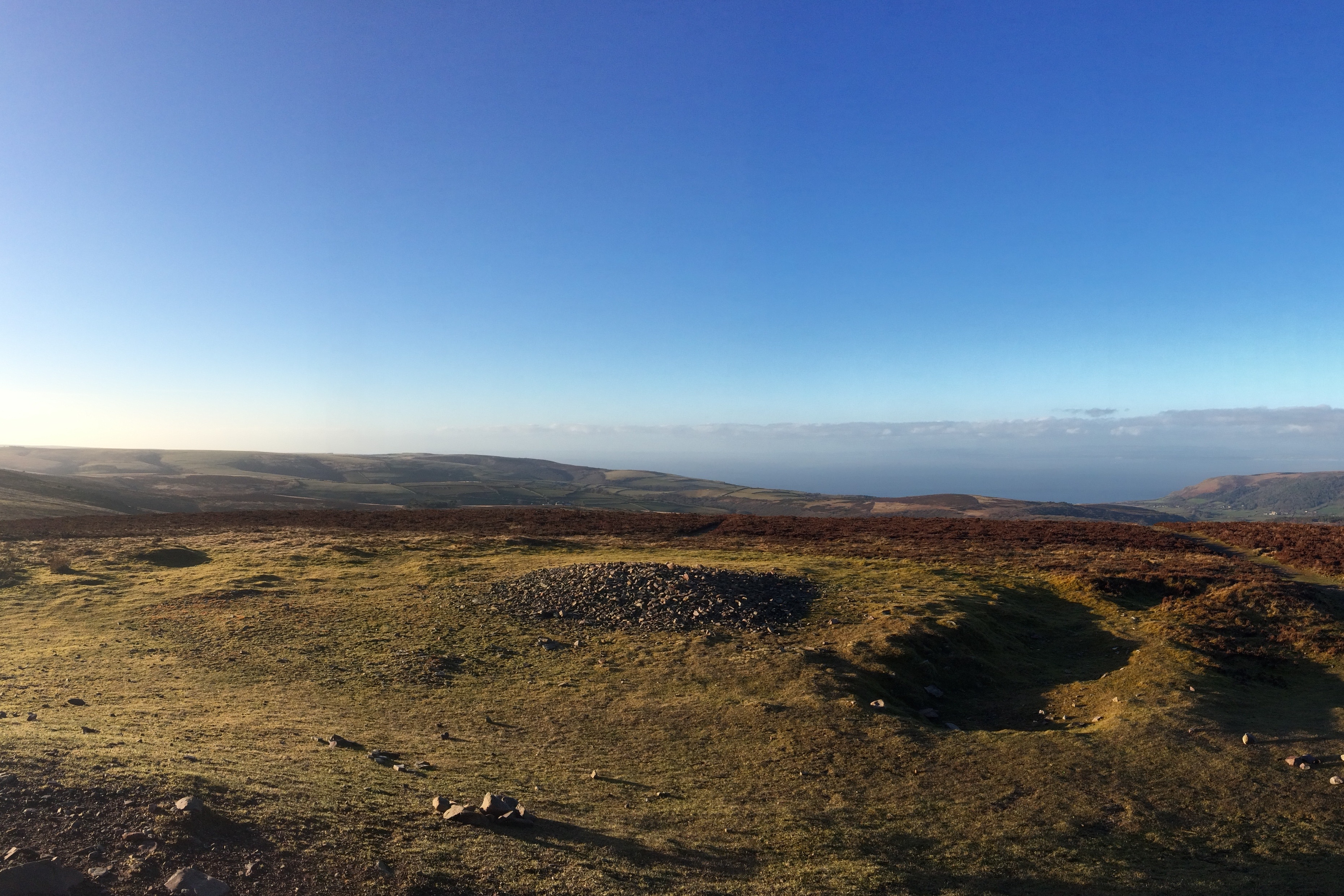 Dunkery Beacon, Exmoor