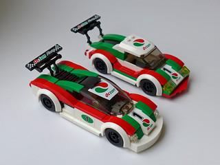 Two Octan Racers